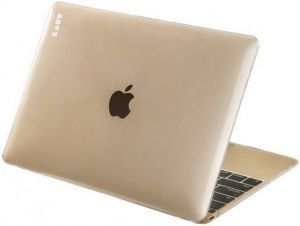 Чехол для MacBook 12'' LAUT SLIM Cristal-X Clear (LAUT_MB12_SL_C)