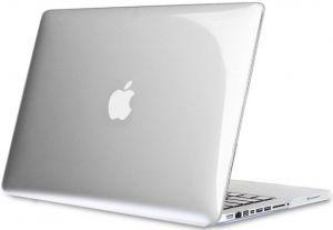 Чехол для MacBook Pro 13'' Retina (2012-2015) LAUT SLIM Cristal-X Clear (LAUT_MP13_SL_C)