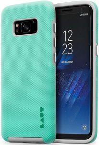 Чехол для Samsung Galaxy S8 (G950) LAUT Shield Mint (LAUT_S8_SH_MT)