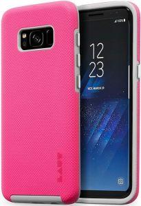 Чехол для Samsung Galaxy S8 (G950) LAUT Shield Pink (LAUT_S8_SH_P)