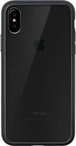 Чехол для iPhone X LAUT ACCENTS Black (LAUT_iP8_AC_BK)