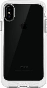 Чехол для iPhone X LAUT FLURO [IMPKT] White (LAUT_iP8_FR_W)