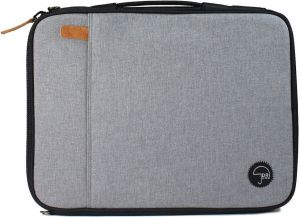 "Чехол для MacBook Pro 15'' (2009-2012) / Pro 15"" Retina (2012-2018) PKG LS01 Laptop Sleeve Light Grey 15"" (LS01-15-DRI-LGRY)"