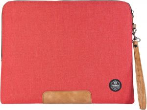 "Чехол для MacBook Pro 13'' (2009-2019) / Air 13'' (2010-2018) PKG LS04 Laptop Sleeve Red 13"" (LS04-13-DRI-RED)"