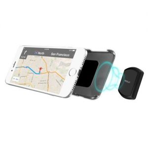 Автодержатель (до 12'') Macally Multipurpose Magnet Mount For Car, Home Or Office Black (MAGME)