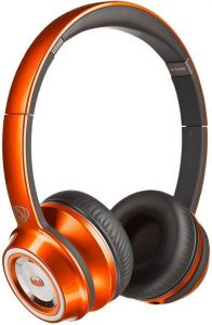 Гарнитура Monster NCredible NTune On-Ear Candy Tangerine (MNS-128507-00)
