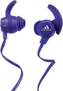 Гарнитура Monster Adidas Sport Response Earbuds Purple (MNS-128650-00)