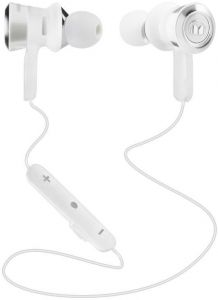 Bluetooth-гарнитура Monster Clarity HD In-Ear Wireless Bluetooth - White and Chrome (MNS-137031-00)