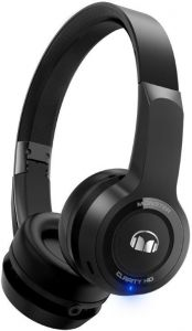 Bluetooth-гарнитура Monster Clarity HD On-Ear Bluetooth - Black (MNS-137060-00)