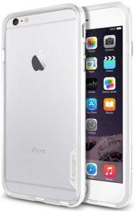 Бампер для iPhone 6 Plus / 6S Plus (5.5'') Spigen (SGP) Case Neo Hybrid EX Series Infinity White (SGP11062)