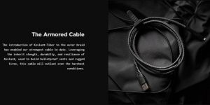 Кабель Nomad Expedition Cable Black (1.5 m) (NM019B1000)