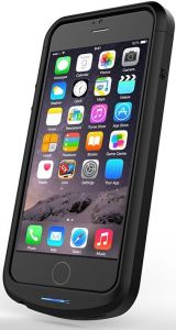 Чехол-аккумулятор для iPhone 6/6S (4.7'') IWALK Chameleon Lite 2400mAh Black (PCI621)