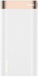 Внешний аккумулятор Baseus Parallel Quick Charge 3.0 Type-C 20000mAh 18W White (PPALL-APX02)