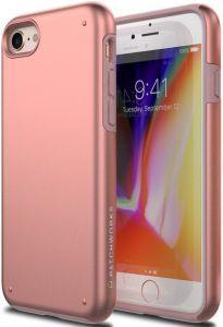 Чехол для iPhone 8 / 7 Patchworks Chroma, розовое золото (PPCRA73)