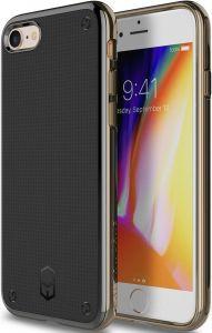 Чехол для iPhone 8 / 7 Patchworks FlexGuard, золотой (PPITGL511)