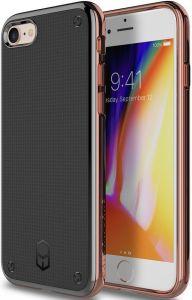 Чехол для iPhone 8 / 7 Patchworks FlexGuard, розовый (PPITGL513)