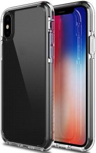 Чехол для iPhone X Patchworks Lumina EX, черный (PPLEA81)