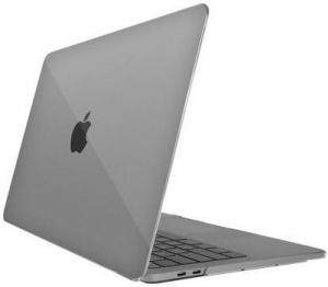 Чехол для MacBook Pro 15'' Retina (2016/2017) Macally HardShell Protective Case Clear (PROSHELLTB15-C)
