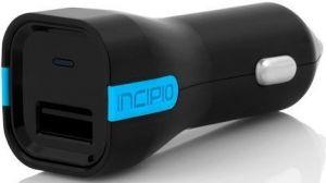 Автомобильное зарядное устройство Incipio Auto Charger - 2.4A Single USB (PW-175)