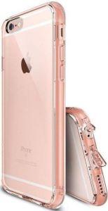 Чехол для iPhone 6/6S (4.7'') Ringke Fusion Rose Gold (RFAP026)