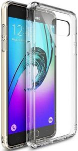 Чехол для Samsung A710 Galaxy A7 (2016) Ringke Fusion Clear (RFSG036)