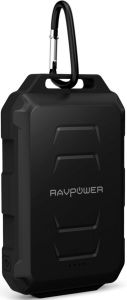 Внешний аккумулятор RAVPower 10050mAh Waterproof, Dustproof and Shockproof Rugged Black (RP-PB044)