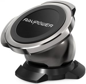 Автодержатель (до 7'') RAVPower Magnetic Car Phone Mount (RP-SH003)
