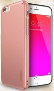 Чехол для iPhone 6/6S (4.7'') Ringke Slim Rose Gold (RSAP076)