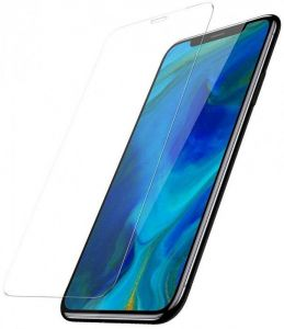 Защитное стекло для iPhone XS Max (6.5'') Baseus 0.15mm Full-glass Tempered Glass Transparent (SGAPIPH65-GS02)