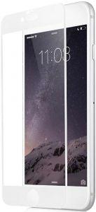 Защитное стекло Rock Full Screen Tempered glass screen protector (2.5D) 0.3mm for iPhone 6S Plus/6 Plus White