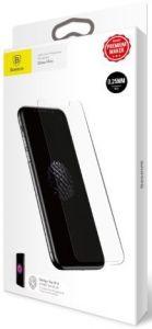 Защитное стекло для iPhone X / XS / 11 Pro (5.8'') Baseus 0.25mm Full-glass Anti-fingerprint Tempered Glass Film Transparent (SGAPIPHX-LE02)