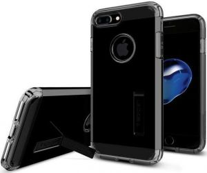 Чехол для iPhone 7 Plus (5.5'') Spigen Case Tough Armor Jet Black (SGP-043CS20852)