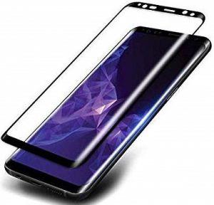 Защитное 3D-стекло для Samsung Note 9 Baseus 0.3mm Curved-Screen Tempered Glass Screen Protector Black (SGSANOTE9-01)