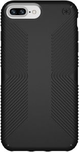 Чехол для iPhone 8 Plus / 7 Plus / 6S Plus / 6 Plus (5.5'') Speck PRESIDIO GRIP BLACK/BLACK (SP-103122-1050)