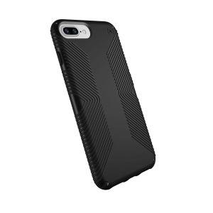 Чехол для iPhone 8 Plus / 7 Plus / 6S Plus / 6 Plus (5.5'') Speck PRESIDIO GRIP BLACK/BLACK (SP-103122-1050)