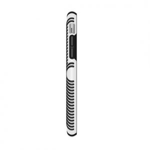 Чехол для iPhone X/XS Speck PRESIDIO GRIP - WHITE/BLACK (SP-103131-1909)