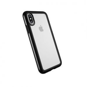 Чехол для iPhone X/XS Speck PRESIDIO SHOW CLEAR/BLACK (SP-103134-5905)