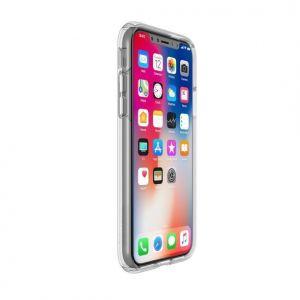 Чехол для iPhone X/XS Speck PRESIDIO CITYBIKE METALLIC GOLD YELLOW/Clear (SP-103136-6678)