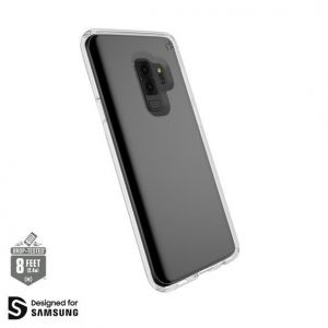 Чехол для Samsung Galaxy S9 Plus (G965) Speck PRESIDIO CLEAR/CLEAR (SP-109514-5085)