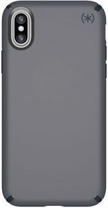 Чехол для iPhone X/XS Speck PRESIDIO MOUNT GRAPHITE  GREY/CHARCOAL GREY (SP-104181-5731)