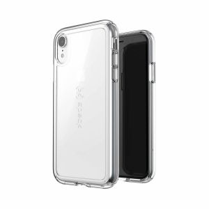 Чехол для iPhone XR (6.1'') Speck GEMSHELL - CLEAR/CLEAR (SP-115892-5085)