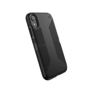 Чехол для iPhone XR (6.1'') Speck PRESIDIO GRIP - BLACK/BLACK (SP-117059-1050)