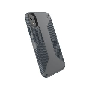 Чехол для iPhone XR (6.1'') Speck PRESIDIO GRIP - GRAPHITE GREY/CHARCOAL GREY (SP-117059-5731)