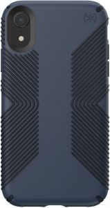 Чехол для iPhone XR (6.1'') Speck PRESIDIO GRIP - ECLIPSE BLUE/CARBON BLACK (SP-117059-6587)
