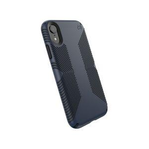 Чехол для iPhone XR (6.1'') Speck PRESIDIO GRIP - ECLIPSE BLUE/CARBON BLACK (SP-117059-6587)