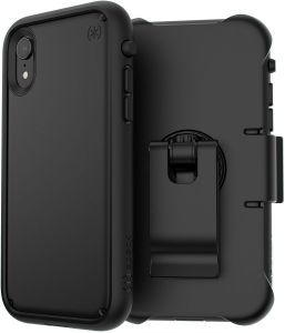 Чехол для iPhone XR (6.1'') Speck PRESIDIO ULTRA - BLACK (SP-117061-3054)
