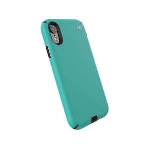 Чехол для iPhone XR (6.1'') Speck PRESIDIO SPORT - JET SKI TEAL/DOLPHIN GREY/BLACK (SP-117071-7566)