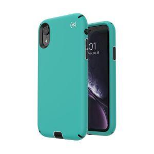 Чехол для iPhone XR (6.1'') Speck PRESIDIO SPORT - JET SKI TEAL/DOLPHIN GREY/BLACK (SP-117071-7566)