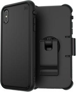 Чехол для iPhone XS MAX (6.5'') Speck PRESIDIO ULTRA - BLACK (SP-117108-3054)