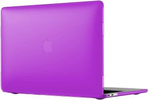 "Чехол-накладка для MacBook Air 13"" (2018) Speck Smartshell Wildberry Purple (SP-126087-6010)"